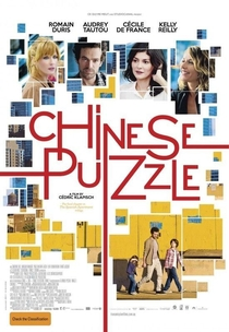 O Enigma Chinês - Poster / Capa / Cartaz - Oficial 3