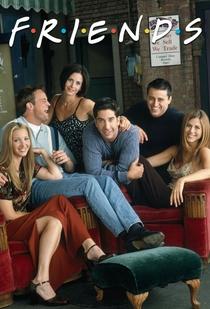 Friends (7ª Temporada) - Poster / Capa / Cartaz - Oficial 2