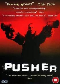 Pusher - Poster / Capa / Cartaz - Oficial 2