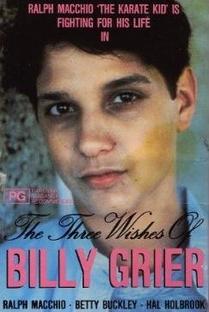 Os Três Desejos de Billy Grier - Poster / Capa / Cartaz - Oficial 1
