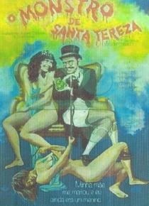 O Monstro de Santa Tereza - Poster / Capa / Cartaz - Oficial 1