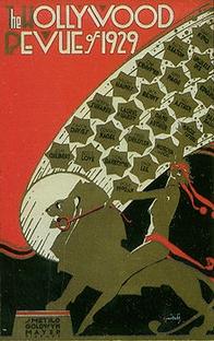 Hollywood Revue  - Poster / Capa / Cartaz - Oficial 1