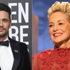 Sharon Stone defende James Franco de acusações