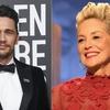 Sharon Stone defende James Franco de acusações