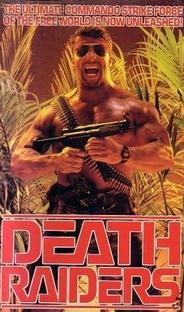 Comando da Morte - Poster / Capa / Cartaz - Oficial 1