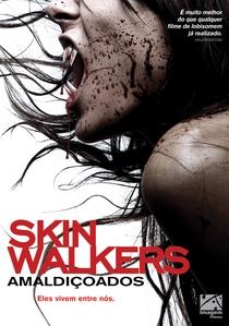 Skinwalkers - Amaldiçoados - Poster / Capa / Cartaz - Oficial 5