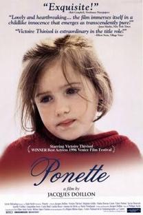 Ponette - A Espera de um Anjo - Poster / Capa / Cartaz - Oficial 3