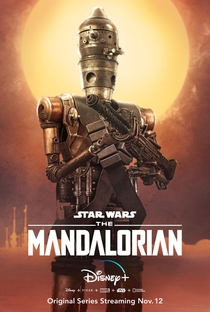 O Mandaloriano: Star Wars (1ª Temporada) - Poster / Capa / Cartaz - Oficial 7
