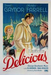 Delicious - Poster / Capa / Cartaz - Oficial 1