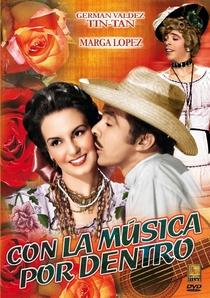 Con la música por dentro - Poster / Capa / Cartaz - Oficial 1