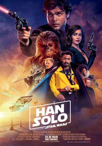 Han Solo: Uma História Star Wars - Poster / Capa / Cartaz - Oficial 1