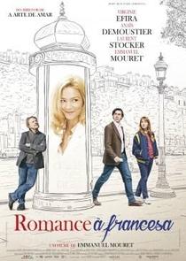 Romance à Francesa - Poster / Capa / Cartaz - Oficial 2