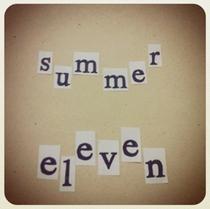 Summer Eleven - Poster / Capa / Cartaz - Oficial 1