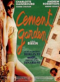 O Jardim de Cimento - Poster / Capa / Cartaz - Oficial 4