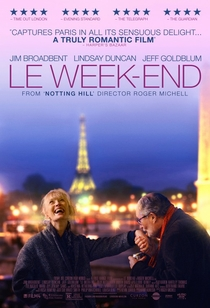 Um Fim de Semana em Paris - Poster / Capa / Cartaz - Oficial 1