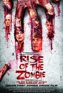 Rise Of The Zombie - Poster / Capa / Cartaz - Oficial 2