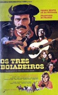 Os Três Boiadeiros - Poster / Capa / Cartaz - Oficial 1