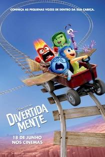 Divertida Mente - Poster / Capa / Cartaz - Oficial 3