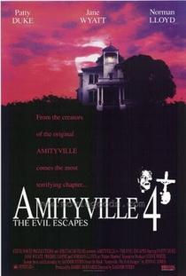 Amityville 4 - A Fuga do Mal - Poster / Capa / Cartaz - Oficial 1