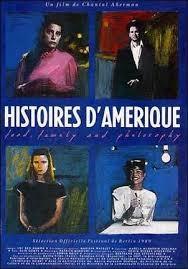 Histoires d'Amérique - Poster / Capa / Cartaz - Oficial 1