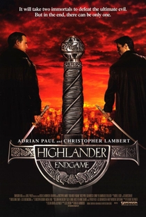 Highlander: A Batalha Final - Poster / Capa / Cartaz - Oficial 2