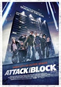 Ataque ao Prédio - Poster / Capa / Cartaz - Oficial 3