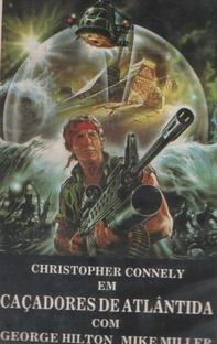 Os Caçadores de Atlântida - Poster / Capa / Cartaz - Oficial 3