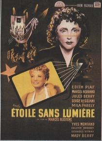 Estrela Sem Luz - Poster / Capa / Cartaz - Oficial 2