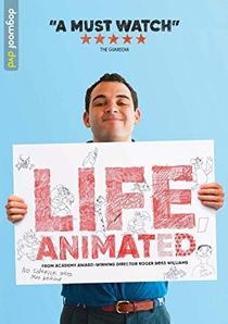 Vida, Animada - Poster / Capa / Cartaz - Oficial 2