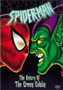 Homem-Aranha - O Retorno do Duende Verde - Poster / Capa / Cartaz - Oficial 1
