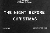 The Night Before Christmas - Poster / Capa / Cartaz - Oficial 1
