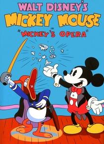 A Grande Ópera de Mickey - Poster / Capa / Cartaz - Oficial 1
