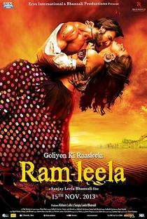 Ram-Leela - Poster / Capa / Cartaz - Oficial 1