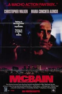 McBain - O Guerreiro Moderno - Poster / Capa / Cartaz - Oficial 1