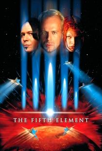 O Quinto Elemento - Poster / Capa / Cartaz - Oficial 1