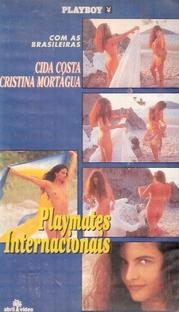 Playboy - Playmates Internacionais  - Poster / Capa / Cartaz - Oficial 1