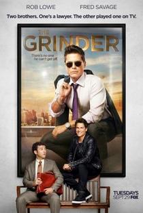 The Grinder (1ª Temporada) - Poster / Capa / Cartaz - Oficial 1