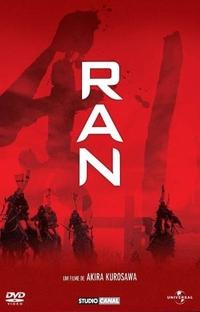 Ran - Poster / Capa / Cartaz - Oficial 14