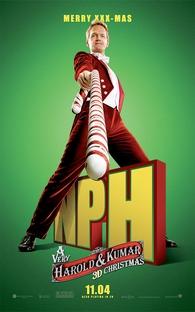 O Natal Maluco de Harold e Kumar - Poster / Capa / Cartaz - Oficial 2