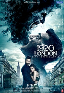 1920 London - Poster / Capa / Cartaz - Oficial 1