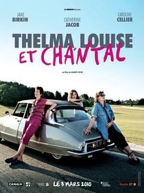 Thelma, Louise e Chantal - Poster / Capa / Cartaz - Oficial 2