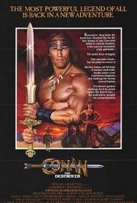 Conan, o Destruidor - Poster / Capa / Cartaz - Oficial 1
