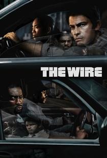 The Wire (3ª Temporada) - Poster / Capa / Cartaz - Oficial 1