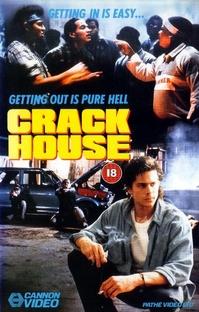 Crack House - Submundo em Chamas - Poster / Capa / Cartaz - Oficial 1