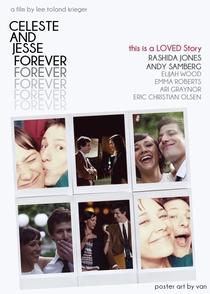 Celeste e Jesse Para Sempre - Poster / Capa / Cartaz - Oficial 3