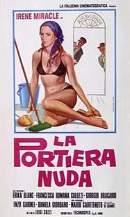 La Portiera Nuda - Poster / Capa / Cartaz - Oficial 1