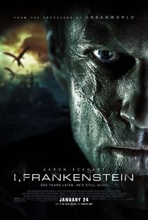 Frankenstein: Entre Anjos e Demônios - Poster / Capa / Cartaz - Oficial 5