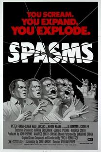 Spasms - Poster / Capa / Cartaz - Oficial 8