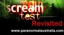 Scream Test - Poster / Capa / Cartaz - Oficial 1