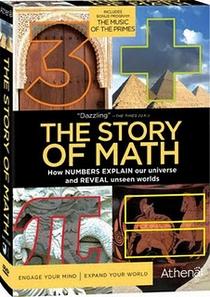 A História da Matemática - Poster / Capa / Cartaz - Oficial 1